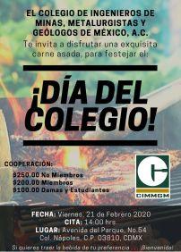 Día del Colegio 21 febrero Redes Sociales
