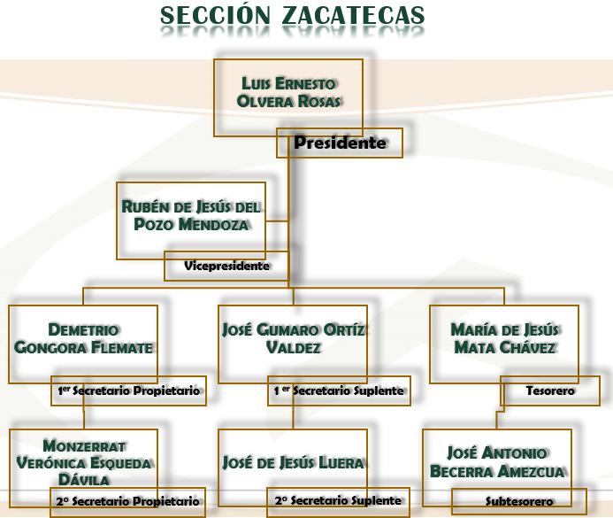 SECCION ZACATECAS 2020-2022